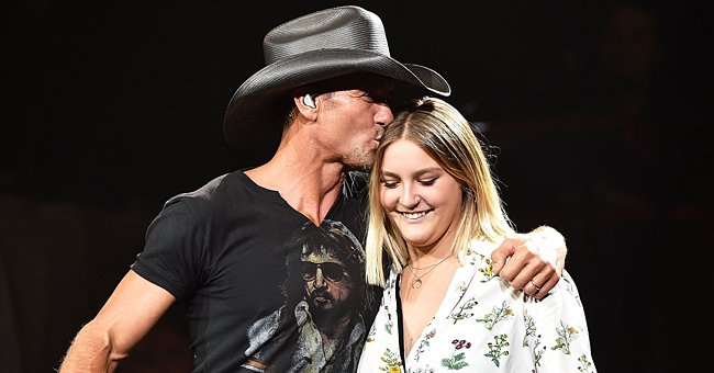 Tim McGraw's Daughter Gracie Proves She Inherited Singing Talent Performing Song from 'Wicked'