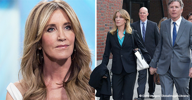 Felicity Huffman Should Serve 4 - 10 Months for Bribery, Prosecutors Say