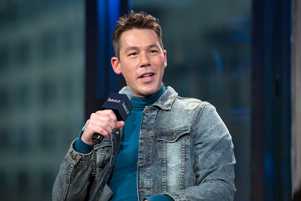 David Bromstad attends the AOL Build Speaker Series at AOL Studios In New York on February 3, 2016 | Photo: Getty Images