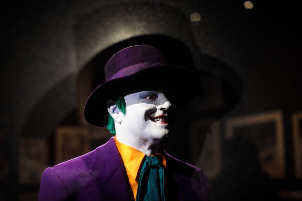 A Joker costume from the 1989 Batman film worn by Jack Nicholson | Getty Images / Global Images / Global Images Ukraine