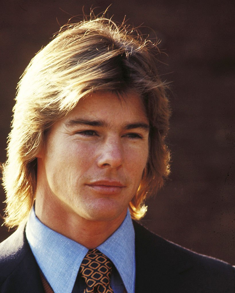 """Jan-Michael Vincent as Steve McKenna in the crime thriller """"The Mechanic,"""" in 1972   Photo: Getty Images"""