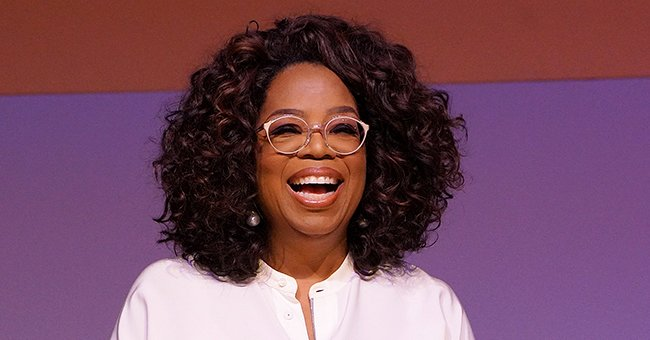 Oprah Winfrey Takes Self-Care Day & Poses in Ice Therapy Sleeve after Falling during '2020 Vision' Tour