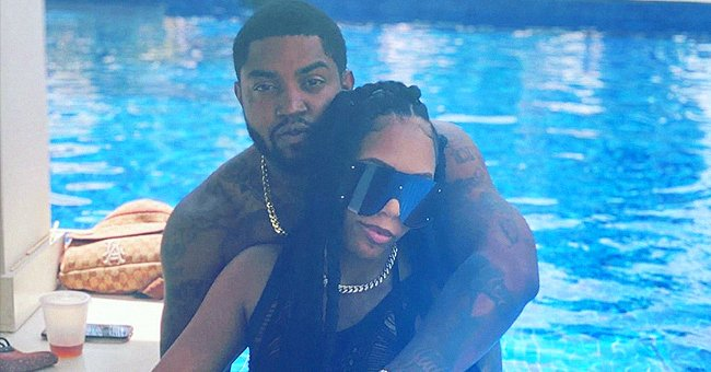 Lil Scrappy & Wife Bambi Celebrate Their 3rd Anniversary with a Romantic Island Vacation