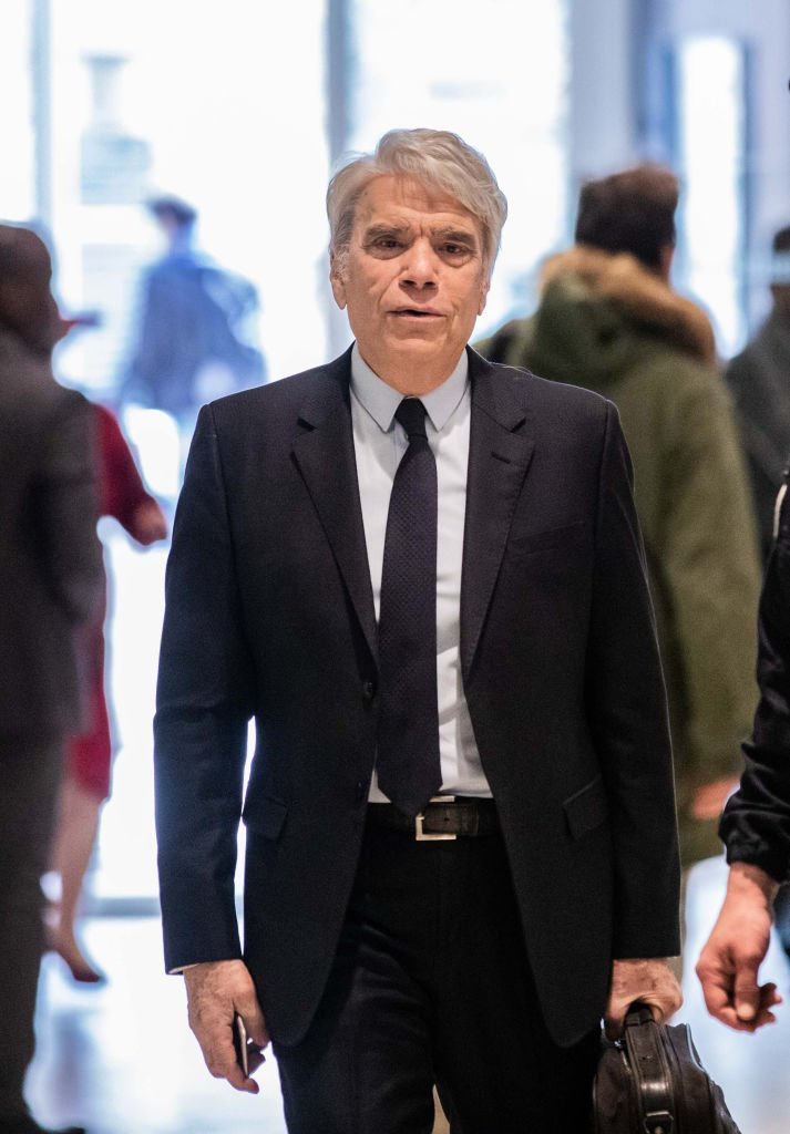 L'homme d'affaires Bernard Tapie. | Photo : Getty Images