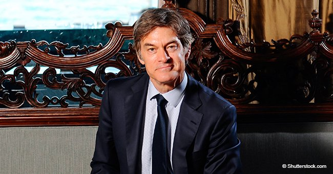 Dr. Oz mourns the loss of his father by sharing a touching tribute to him