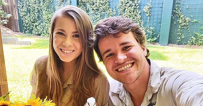 Bindi Irwin and Chandler Powell Announce Reopening of Australia Zoo with Cute Photos