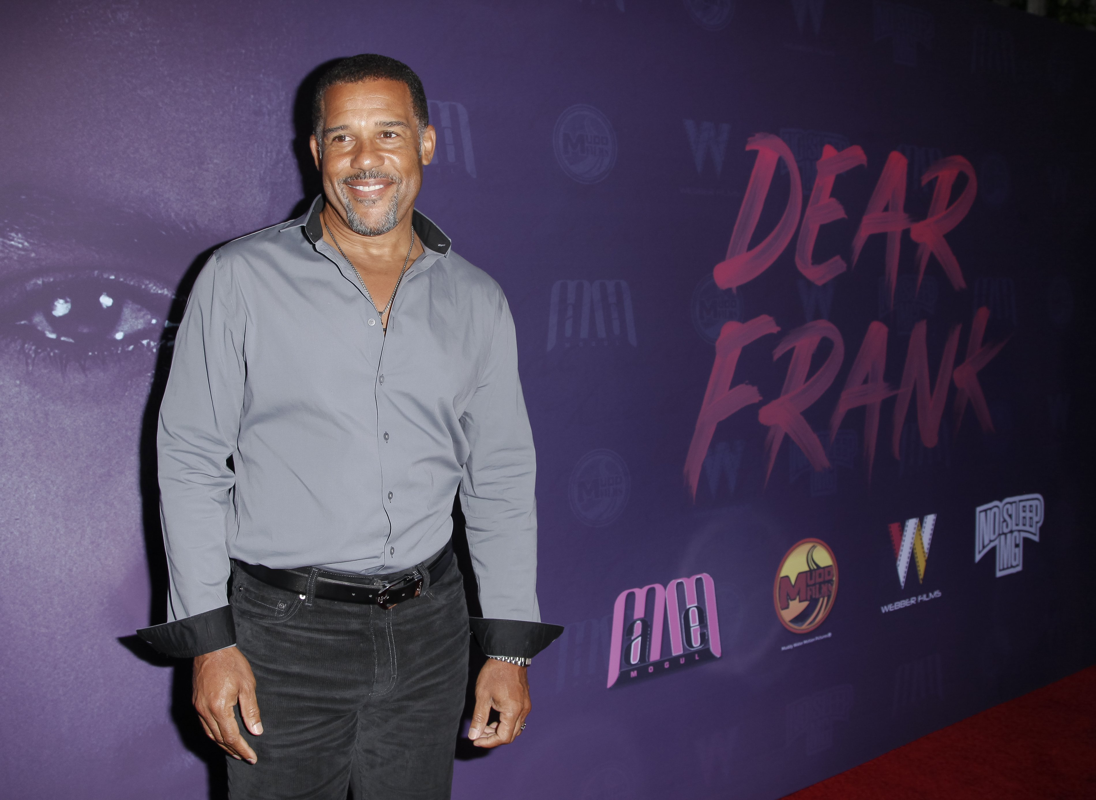 """Peter Parros at the """"Dear Frank"""" movie premiere at Raleigh Studios on August 10, 2019 in Los Angeles, California 