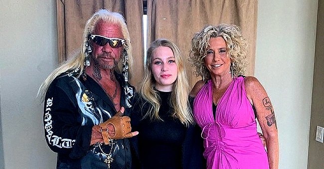 Duane 'Dog' Chapman Wishes His Granddaughter Abbie Happy 18th Birthday in a Sweet Post