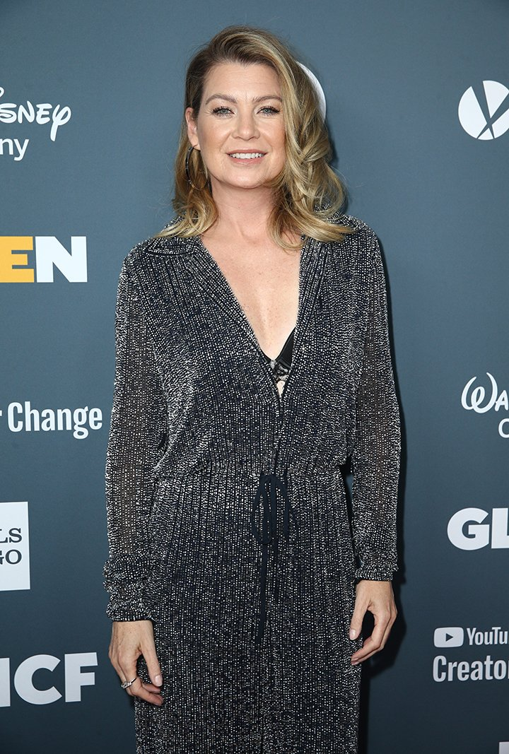 Ellen Pompeo attending the GLSEN Respect Awards at the Beverly Wilshire Four Seasons Hotel in Beverly Hills, California, in October 2018. I Image: Getty Images.
