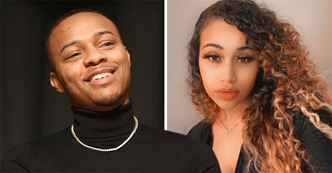 Bow Wow, His Mom & Olivia Sky Celebrate His Son's 1st B-Day & Share Photos of Him with a Cake