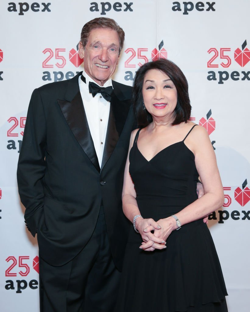 Maury Povich and Connie Chung attend the Apex for Youth's 2017 Inspiration Awards gala at Cipriani Wall Street | Getty Images