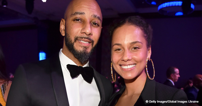 Alicia Keys' Son Shows How Well He Can Defend Himself as Dad Asks Him Who Broke Toy Car