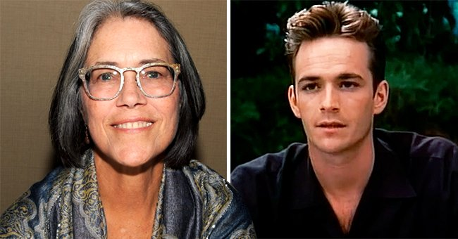 'BH90210' Star Carol Potter, 72, Admits She Had Crush on Luke Perry & Says They Used to Flirt
