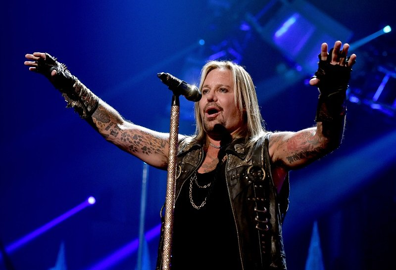 Vince Neil on September 19, 2014 in Las Vegas, Nevada | Photo: Getty Images