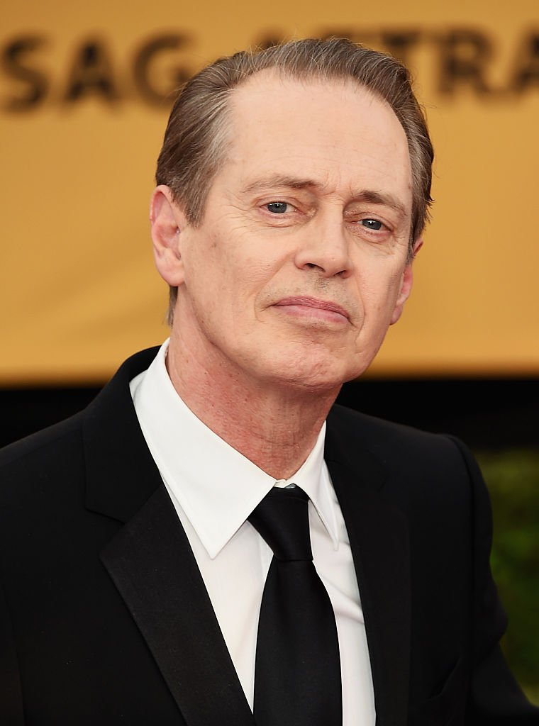 Steve Buscemi attends the 21st Annual Screen Actors Guild Awards | Getty Images