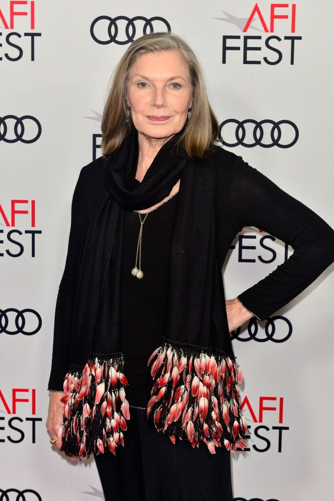 """Susan Sllivan attends the Gala Screening of """"Kominsky Method"""" at AFI Fest 2018 in November in Hollywood 