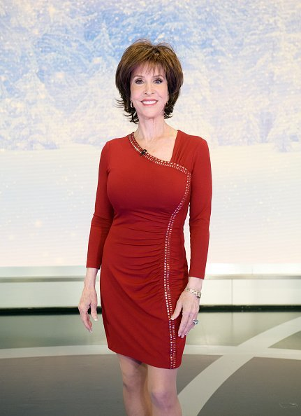 "Singer Deana Martin visits ""FOX & Friends"" at FOX Studios on December 10, 2018 