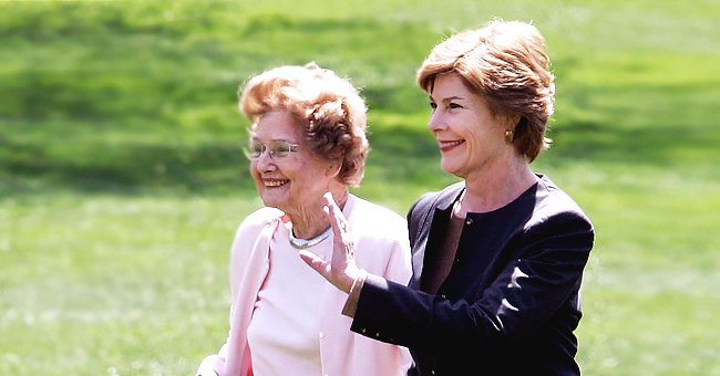 Laura Bush Remembers Late Mom Jenna Welch Who Died 2 Days Before Mother's Day at 99