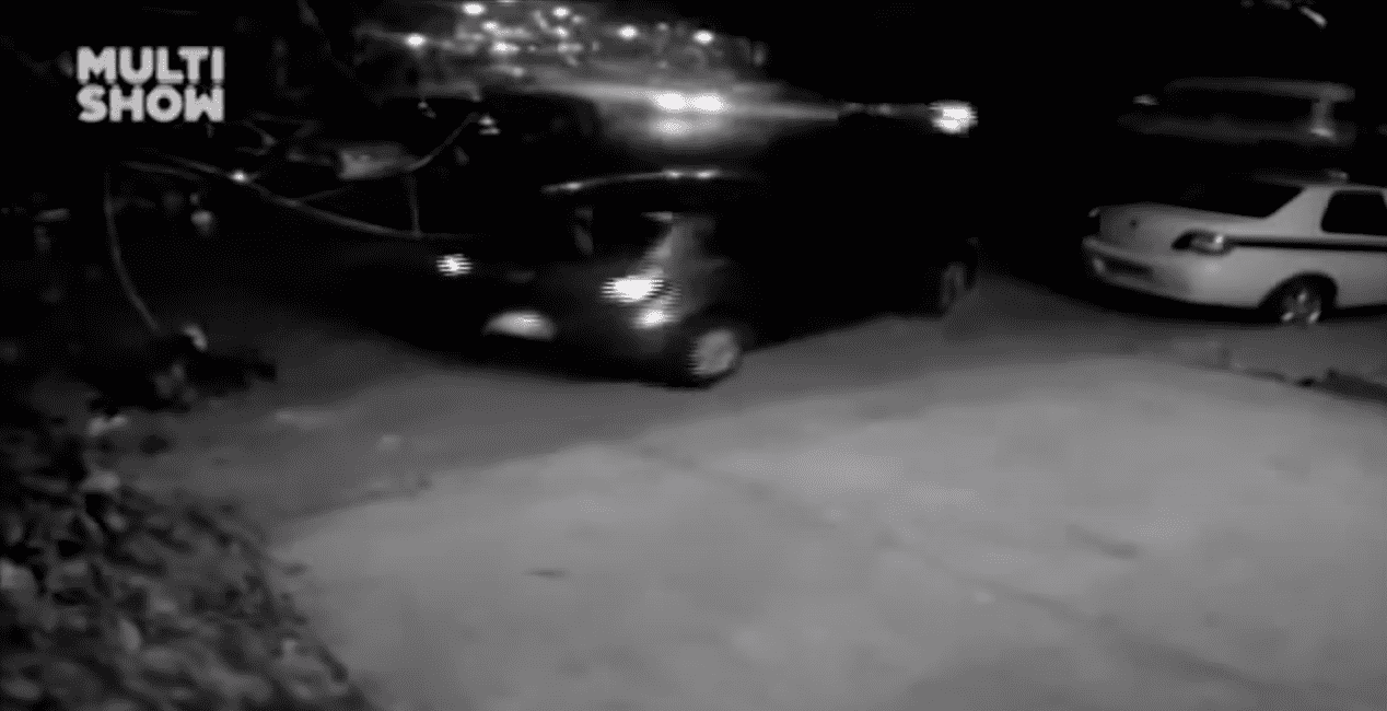 The get-away car is stolen | Source: YouTube/ Isaias Emilio Paulino do Carmo