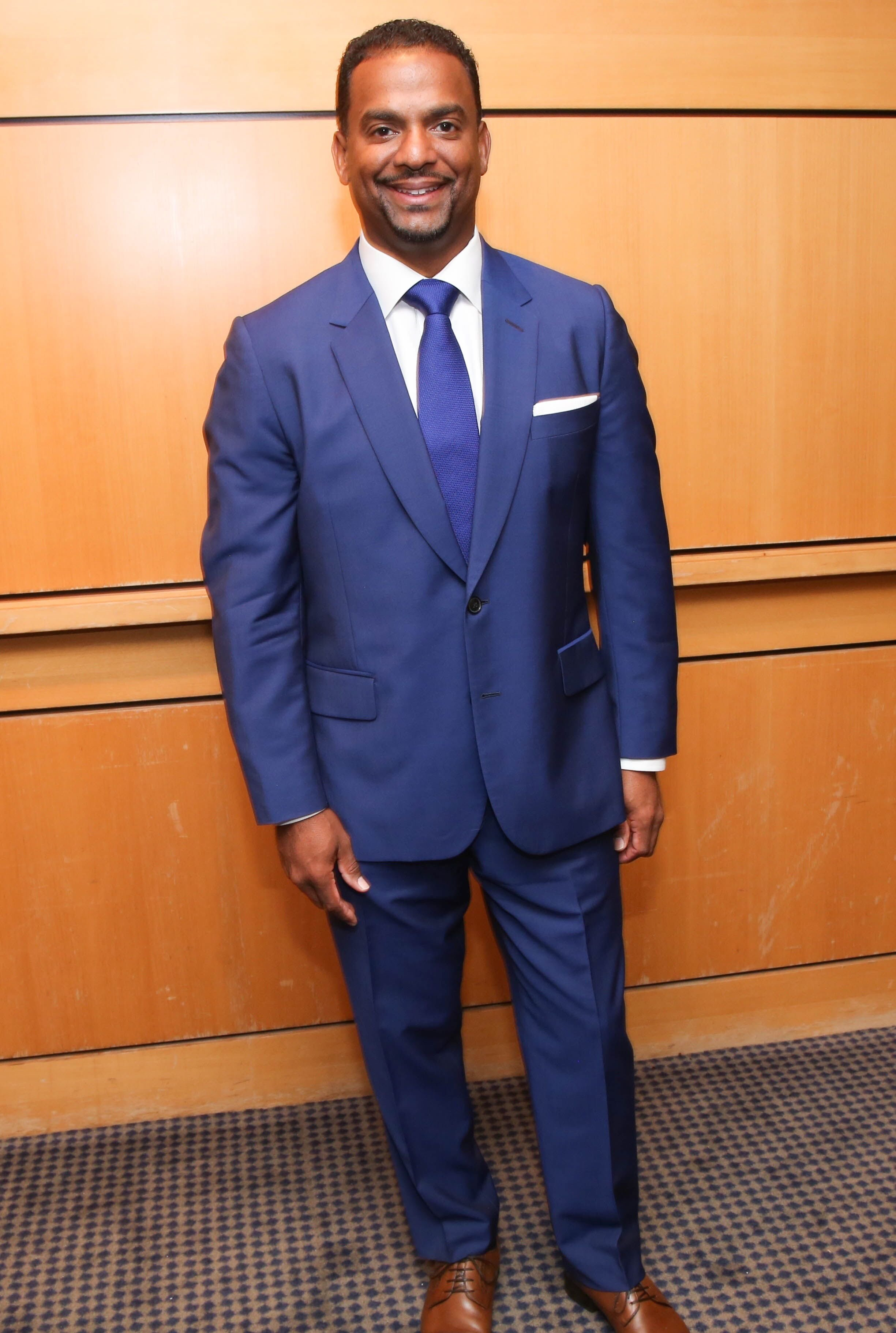 Alfonso Ribeiro attends The 35th Annual Caucus Awards Dinner at Skirball Cultural Center on December 3, 2017. | Photo: Getty Images