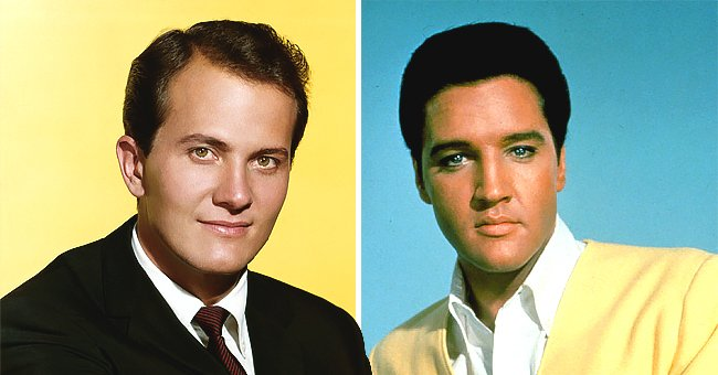 Pat Boone Shares His Last Conversation with His Late Friend Elvis Presley