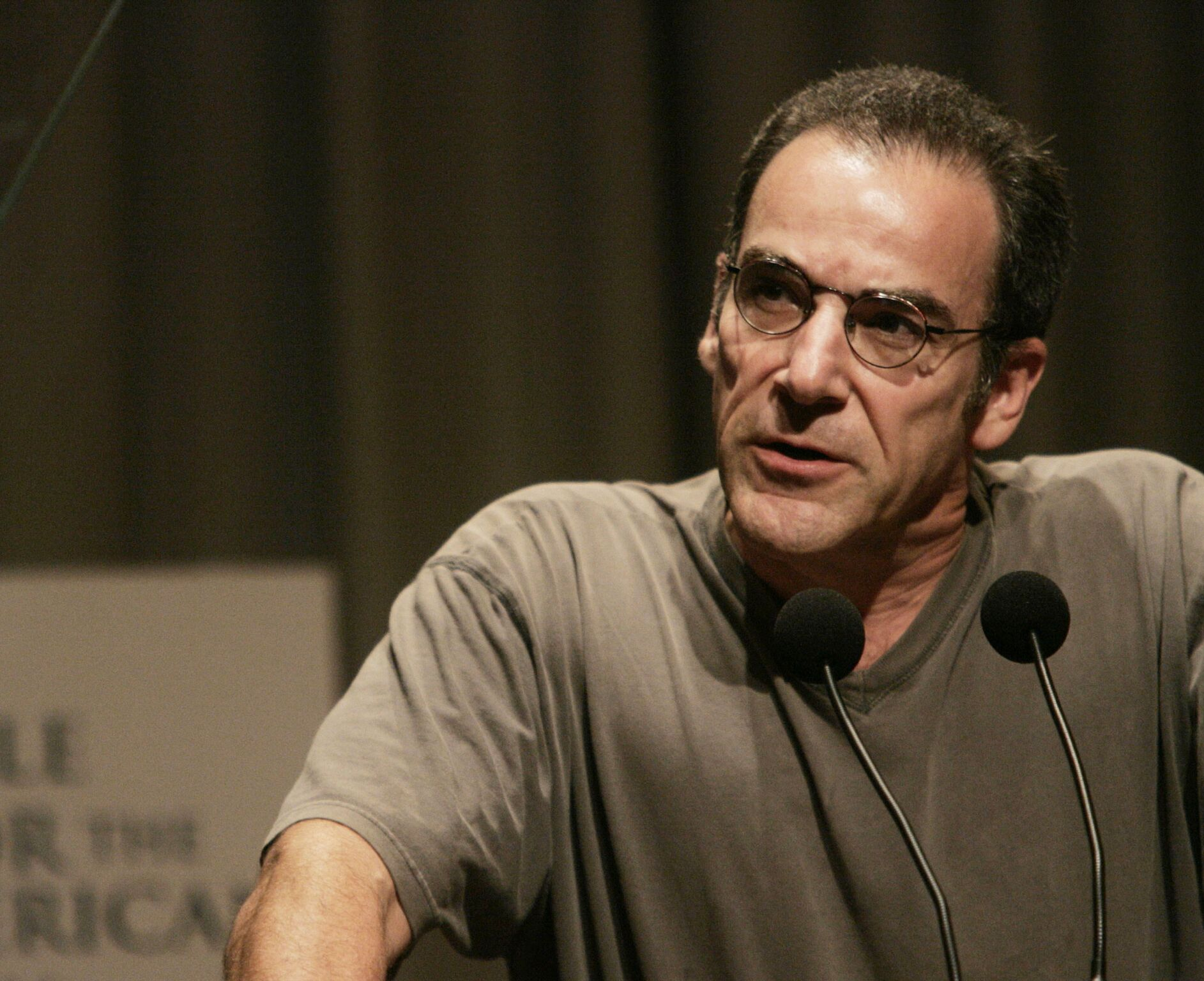 Mandy Patinkin attends a reading of the U.S. Constitution at Cooper Union for the People For the American Way Foundation  | Getty Images