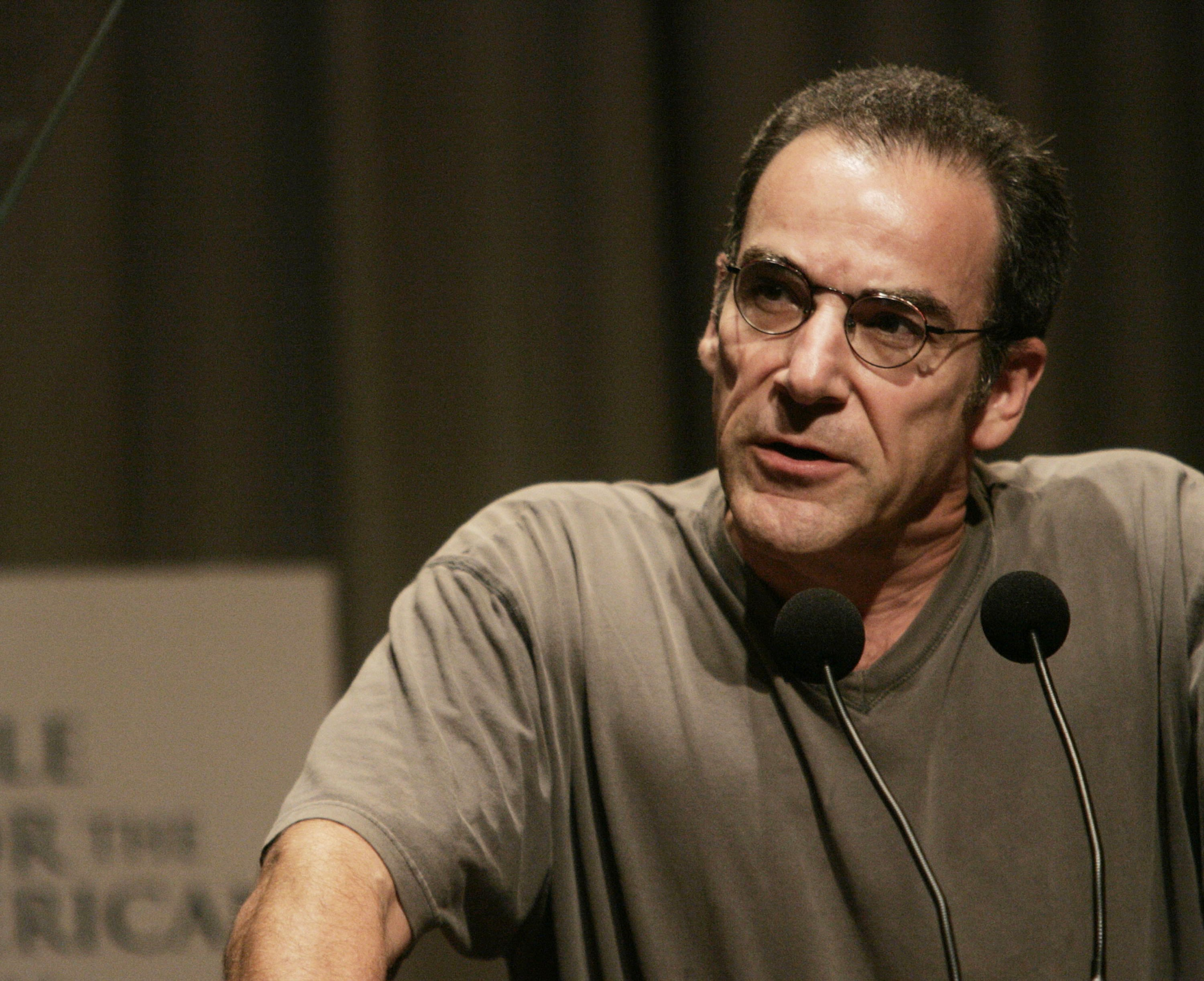 Mandy Patinkin, U.S. Constitution at Cooper Union, 2004 | Quelle: Getty Images