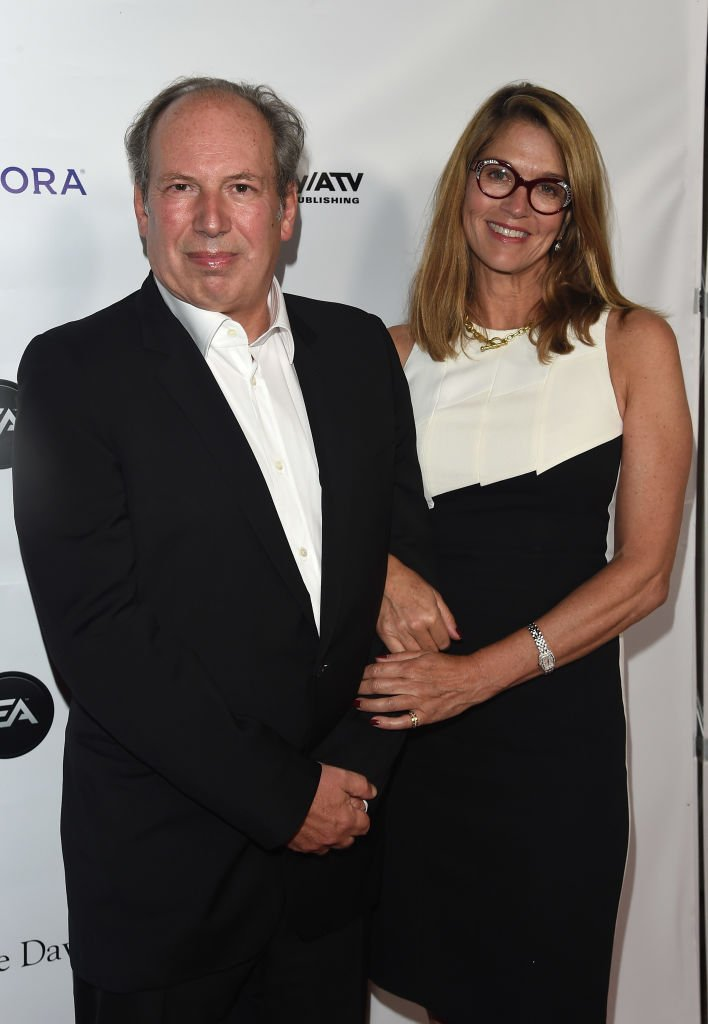 Composer Hans Zimmer and Suzanne Zimmer attend City of Hope's Music, Film and Entertainment Industry's Songs of Hope Event at Private Residence on September 28, 2017   Photo: Getty Images
