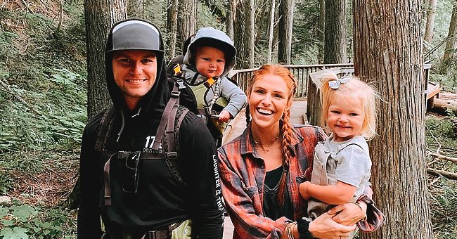 Watch Audrey Roloff's Favorite Moments from a Recent Camping Trip with Her Family in Cute Video