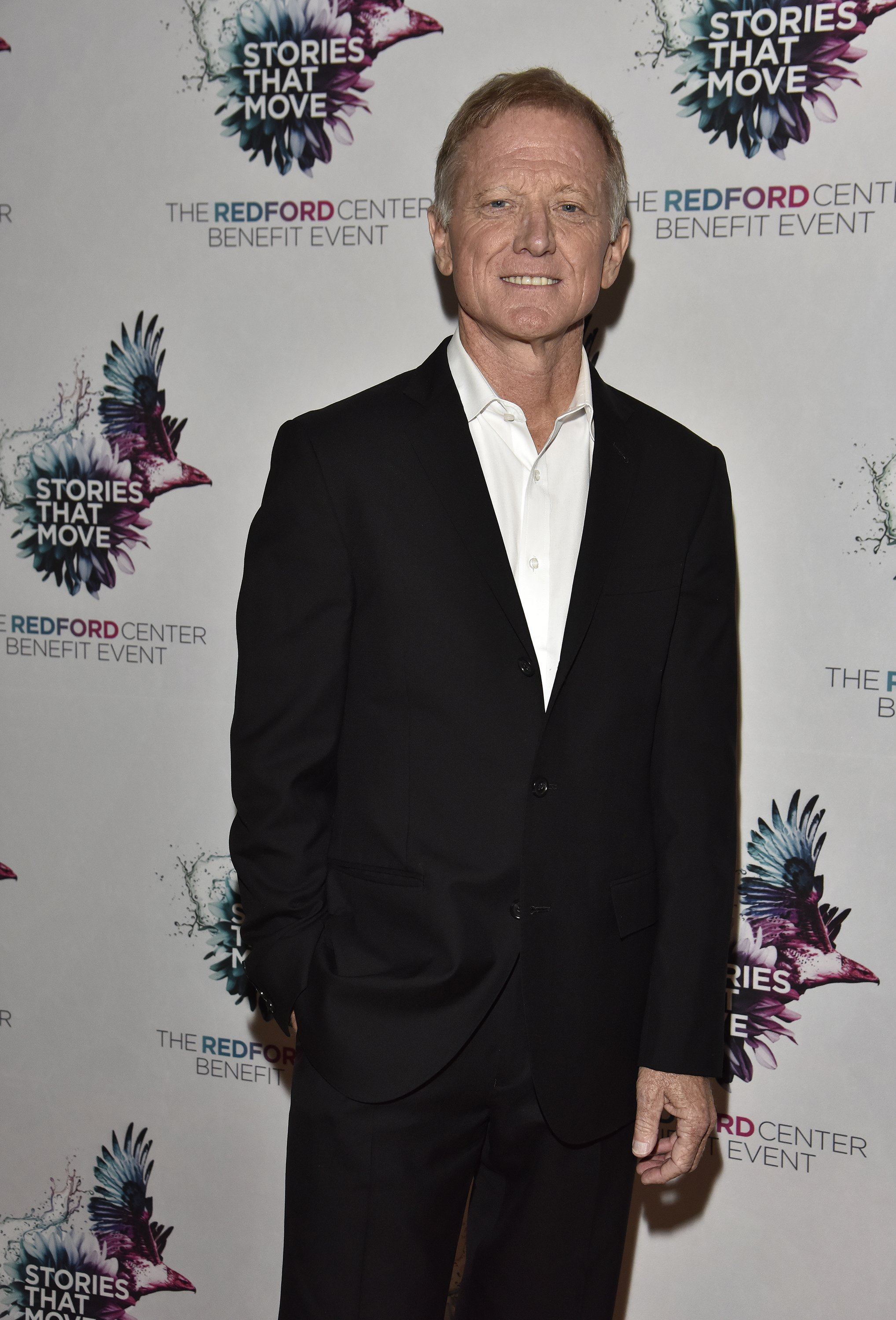 James Redford attends The Redford Center's Benefit on December 6, 2018, in San Francisco, California.   Source: Getty Images.