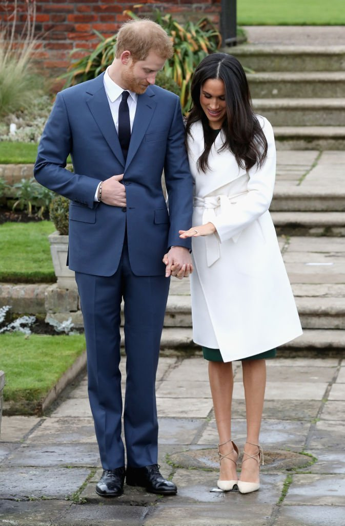 Prince Harry and Meghan Markle. I Image: Getty Images.
