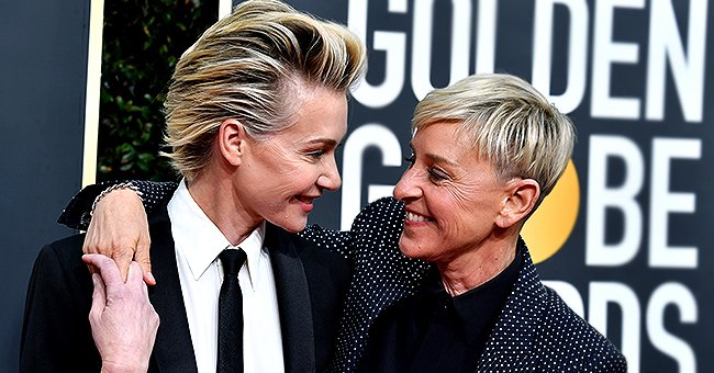 Ellen DeGeneres' Wife Portia De Rossi Breaks Silence Amid Workplace Allegations – See Her Message to Fans