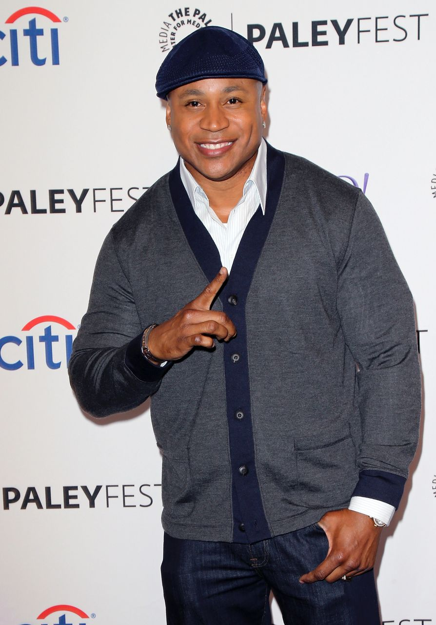 """LL Cool J during The Paley Center for Media's PaleyFest 2015 Fall TV Preview of """"NCIS: Los Angeles"""" at The Paley Center for Media on September 11, 2015 in Beverly Hills, California. 