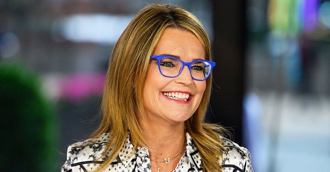 Savannah Guthrie Looks Radiantly Happy as She Poses in Baseball Cap in Rare Photo with Husband
