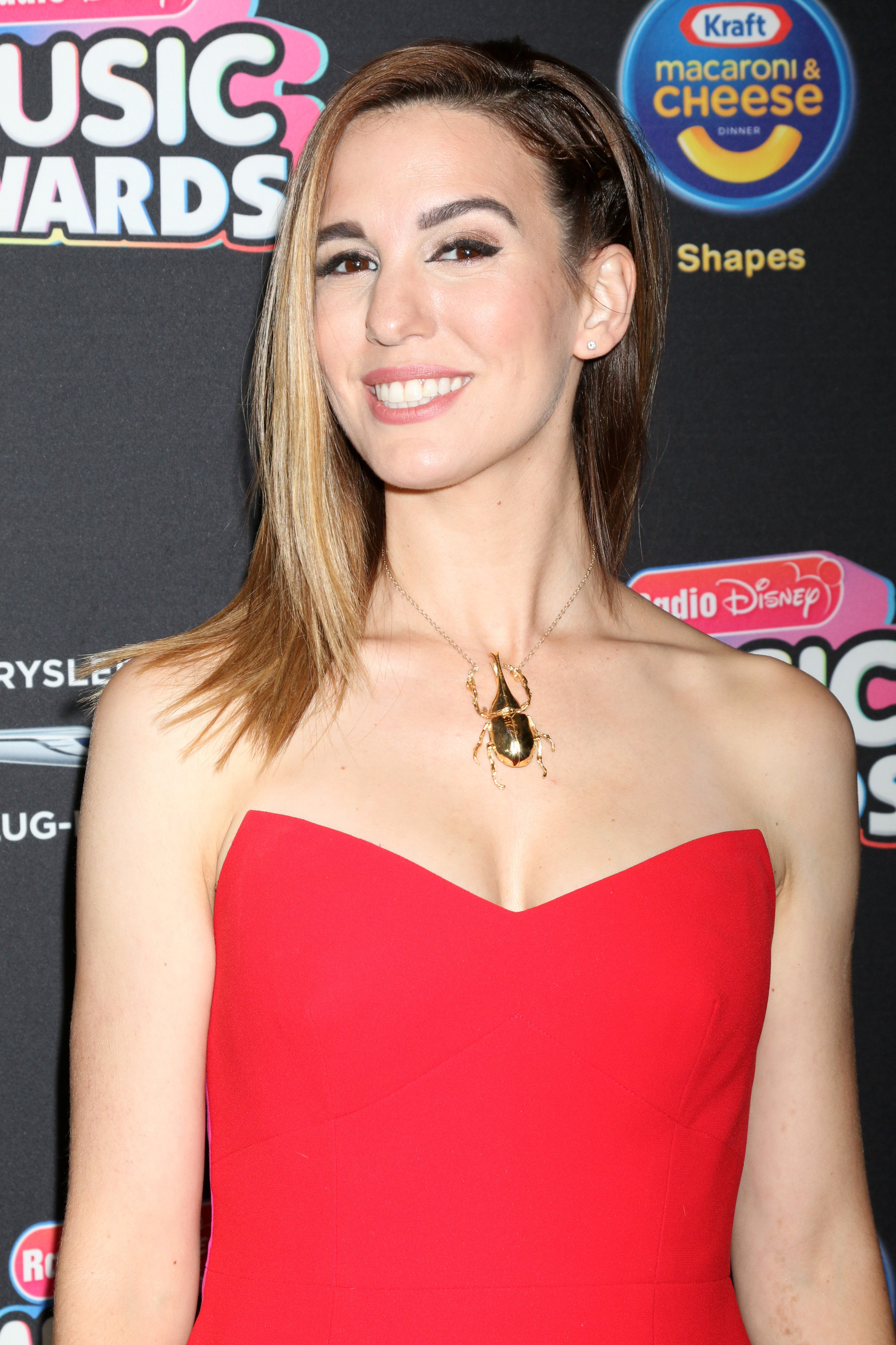 Christy Carlson Romano attends the 2018 Radio Disney Music Awards at the Loews Hotel on June 22, 2018 in Los Angeles, California   Photo: Shutterstock