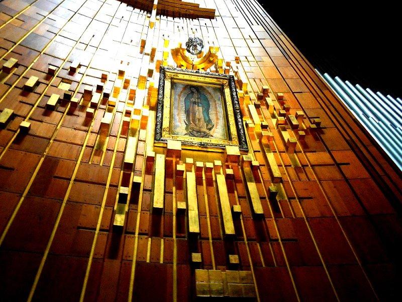 Basílica de Nuestra Señora de Guadalupe.| Fuente: Wikimedia Commons