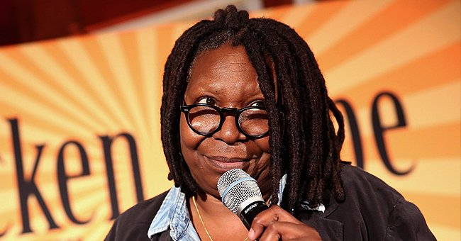 Whoopi Goldberg's Granddaughter Jerzey Kennedy Showcases Her New Hairdo in a Series of Pictures