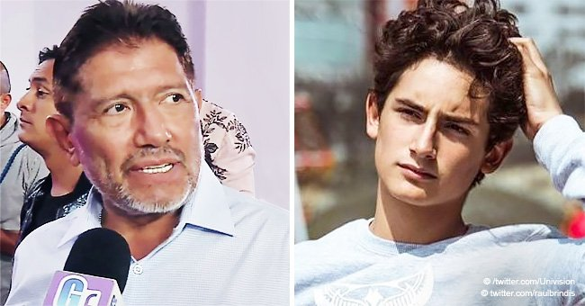 Juan Osorio revela cómo es ser el jefe de su hijo y cómo lo trata ahora que es famoso