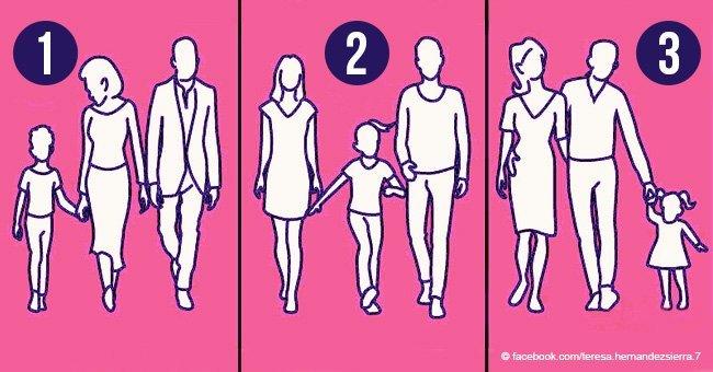 Quelle famille est la plus unie ? Source AmoMama