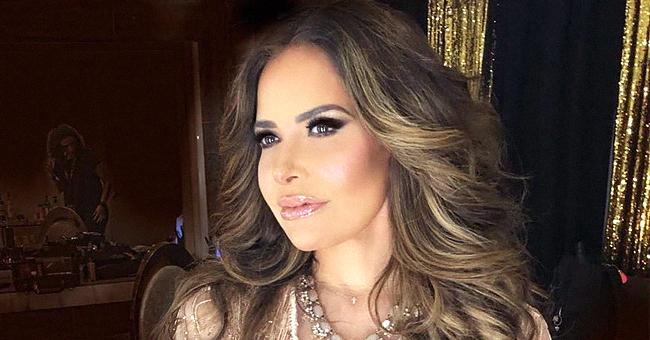 Conoce a Amalia Ruiz, la media hermana de Gloria Trevi que se ve igual a ella
