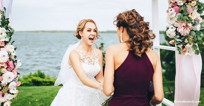 Bride Reportedly Kicks Sister out of Her Wedding after Giving a 'Selfish' Speech