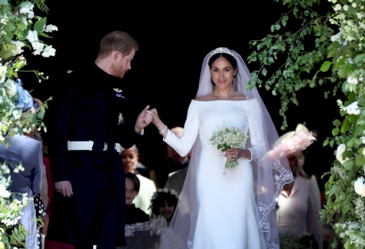 Wedding of the Dukes of Sussex | Getty Images