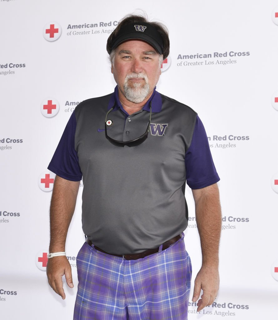 Richard Karn attends American Red Cross Los Angeles Region's 4th Annual Celebrity Golf Tournament at Lakeside Golf Club on April 17, 2017 | Photo: Getty Images