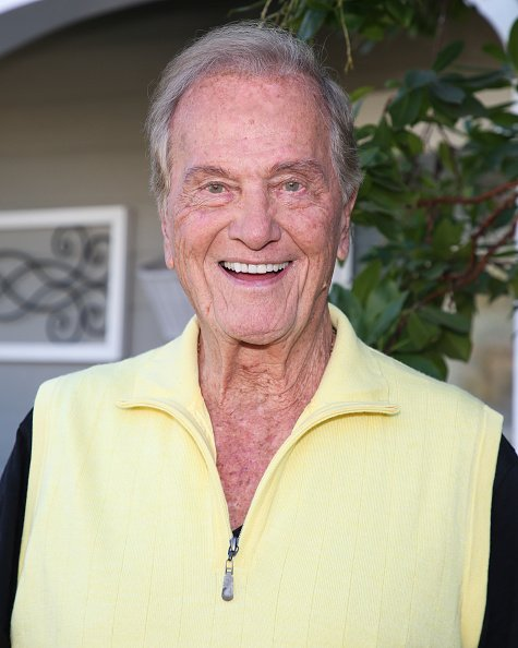 Pat Boone at Universal Studios Hollywood on February 3, 2020 in Universal City, California. | Photo: Getty Images