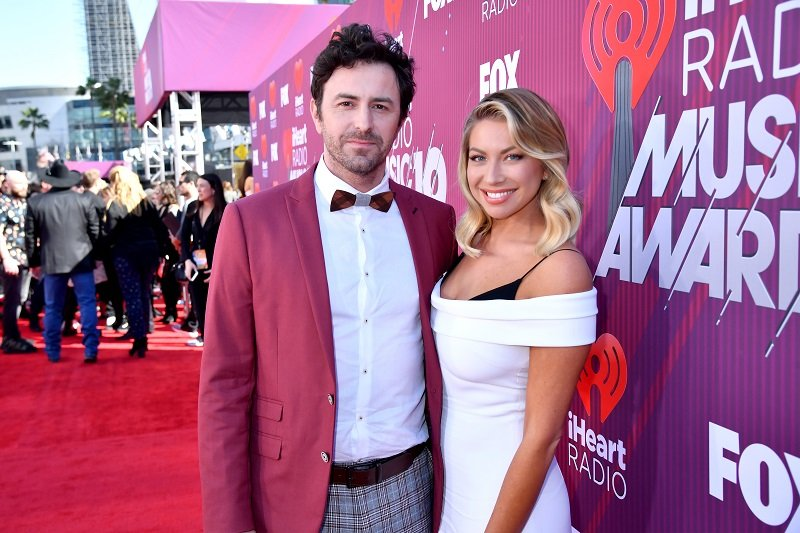 Beau Clark and Stassi Schroeder on March 14, 2019 in Los Angeles, California | Photo: Getty Images