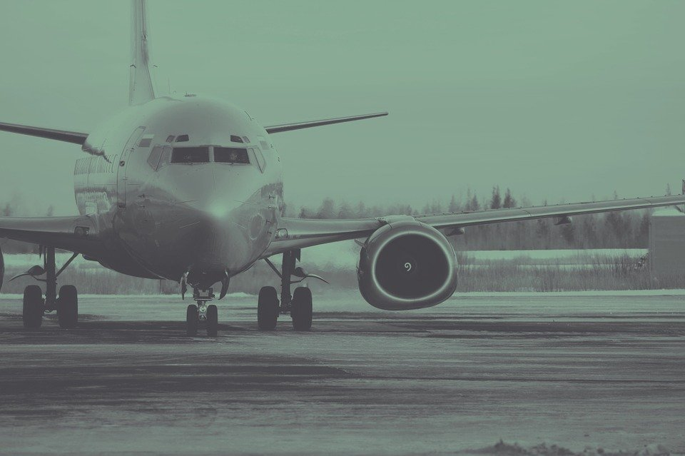 Un avion | Photo : Pixabay