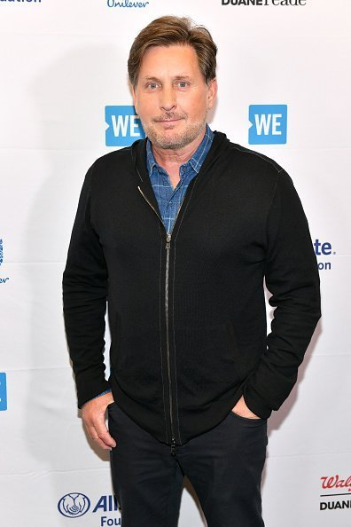 Emilio Estevez at Barclays Center on September 25, 2019 in New York City. | Photo: Getty Images
