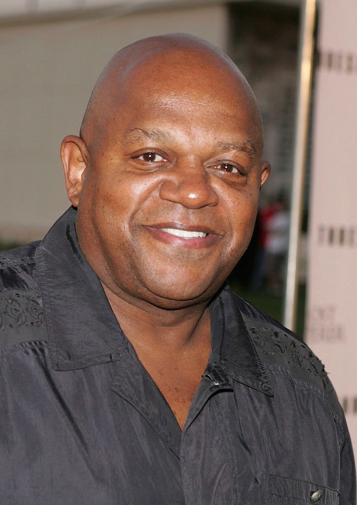 """Actor Charles Dutton arrives at the premiere screenings of CBS's """"Ghost Whisperer"""" and """"Threshold"""" at the Hollywood Forever Cemetery on September 9, 2005  