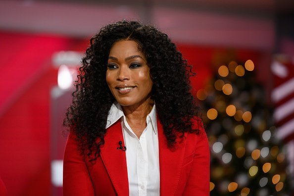 "Angela Bassett during an appearance on ""Today"" on Friday, December 6, 2019 