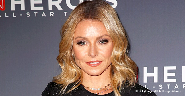 Kelly Ripa Chokes up during Emotional Story about Son's Disability and His School Achievements